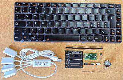 Keyboard conversion